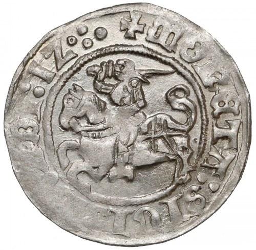 Zygmunt I Stary, Półgrosz Wilno 1512 - rzadki i piękny