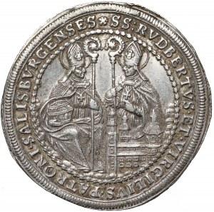 Austria, Salzburg, Półtalar 1668