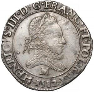 Henryk Walezy, Frank Tuluza 1582