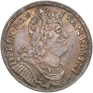 Jan II Kazimierz, Ort Wschowa 1654 MW