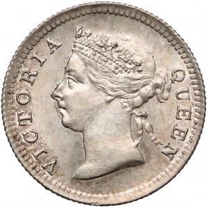 Hong-Kong brytyjski, Wiktoria, 5 centów 1901 - mennicze