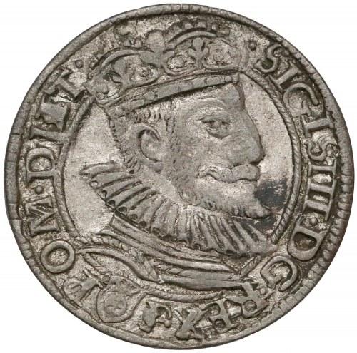 Zygmunt III Waza, Grosz Olkusz 1593 - rzadki