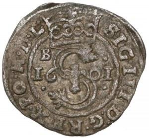 Zygmunt III Waza, Szeląg Bydgoszcz 1601-B