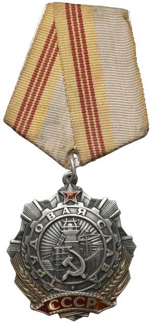 ZSRR, Order Sławy Pracy, Klasa III