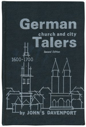 Davenport, German Church City Taler 1600-1700