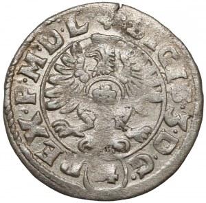 Zygmunt III Waza, Półtorak Bydgoszcz 1614 - Orzeł (Z4) - rzadki