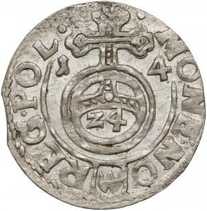 Zygmunt III Waza, Półtorak Bydgoszcz 1614 - POL