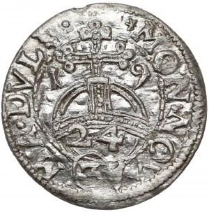 Zygmunt III Waza, Półtorak Wilno 1619 - Wadwicz w otoku - rzadki