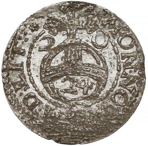 Zygmunt III Waza, Półtorak Wilno 1620 - RZADKOŚĆ