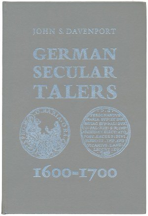Davenport, German Secular Talers 1600-1700