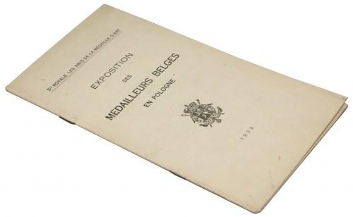 Exposition des Médailleurs belges en Pologne, 1935