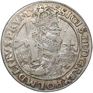Zygmunt III Waza, Ort Bydgoszcz 1622 - PRV:M+