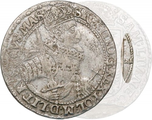 Zygmunt III Waza, Ort Bydgoszcz 1621 - BEZ ozdobników (R5)