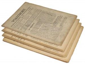 Wiadomości Numizmatyczno-Archeologiczne, Rok 1890 nr 1, 2, 3, 4
