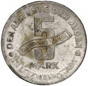 Getto Łódź, 5 marek 1943 Mg - odm. 2/2