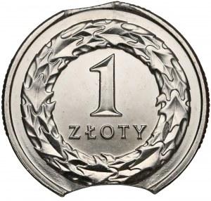 Destrukt 1 złoty 2017 - końcówka blachy