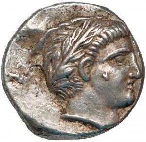 Grecja, Paeonia, Patraus, Tetradreachma (340-315pne)