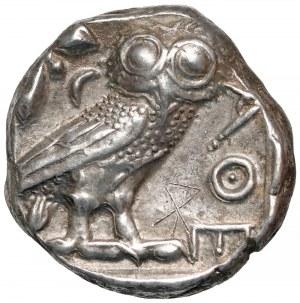 Attyka, Ateny, Tetradrachma (454-404pne) -