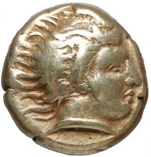 Grecja, Lesbos, Mitylena, Hekte elektronowe (454-428pne)