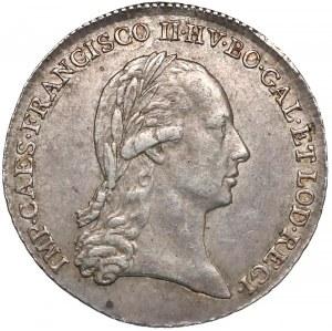 Galicja, Żeton (20mm) na pamiątkę hodłu w Krakowie 1796