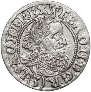 Śląsk, Ferdynand II, Wrocław, 3 krajcary 1630 HR