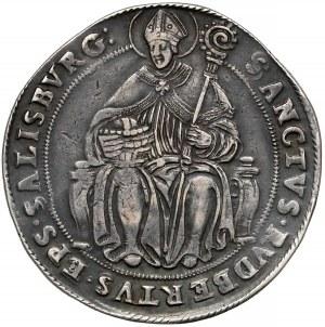 Austria, Salzburg, Talar bez daty (1587-1612)