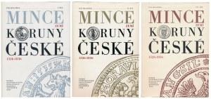 Halacka, Mince Zemi Koruny Ceske 1526-1856, 3 tomy