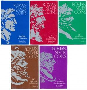 Seaby, Roman Silver Coins I-V (5)