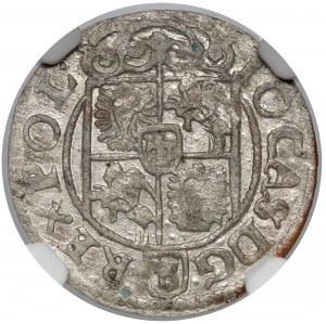 Jan II Kazimierz, Półtorak Poznań 1662 - w otoku - REX POL - NIENOTOWANY