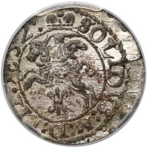 Jan II Kazimierz, Szeląg Wilno 1652 - PCGS MS63