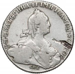 Rosja, Katarzyna II, Rubel 1774 ΘΛ