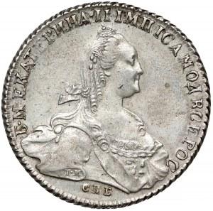 Rosja, Katarzyna II, Rubel 1776 ЯЧ
