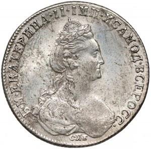 Rosja, Katarzyna II, Rubel 1780 ИЗ