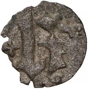 Ks. Oświęcimskie, Kazimierz I (1414-1434) Halerz Oświęcim - litera K