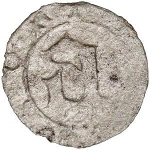 Ks. Raciborskie, Anna (1380-1405?) Halerz Racibórz - litera A