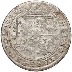 Jan II Kazimierz, Ort Bydgoszcz 1668 TLB