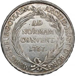 Austria, Maria Teresa, Talar 1767 SC (Conventionthaler)