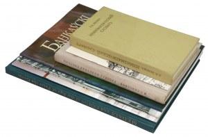 Rosyjskie książki i katalogi (7szt)