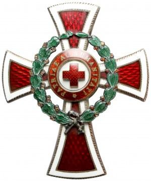 Odznaczenie Honorowe Czerwonego Krzyża, Krzyż Oficerski