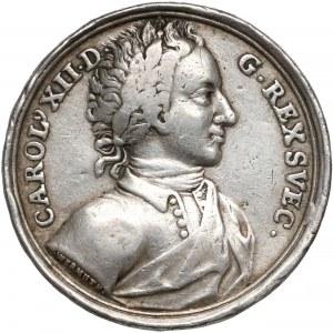 Stanisław Leszczyński, traktakt ze Szwecją 1704 r. (Wermuth) - RZADKI