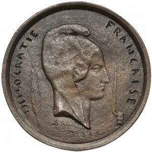 Medal Rzeź galicyjska 1846 r. - rzadki