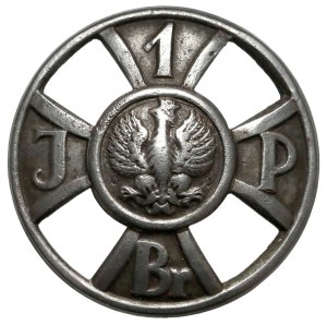 Odznaka, 1 Brygada Legionów Polskich