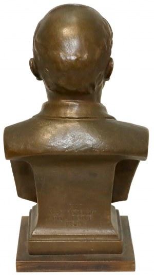 ZSRR, Popiersie (rzeźba) - Włodzimierz Lenin - 1958 r.