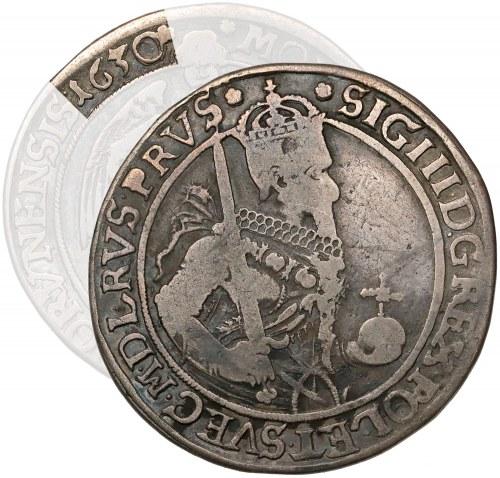Zygmunt III Waza, PÓŁTALAR Toruń 1630 HL - RZADKOŚĆ