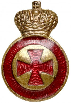 Odznaka Orderu Św. Anny IV klasy do noszenia przy rękojeści szabli