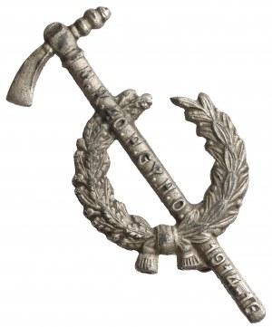 Odznaka 40. Dywizji Piechoty Honvedu