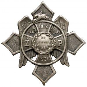 Odznaka, Żandarmeria Polowa (wzór 1)