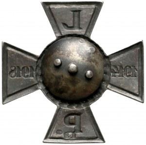 Krzyż Legionowy, Srebro, Wykonanie KH