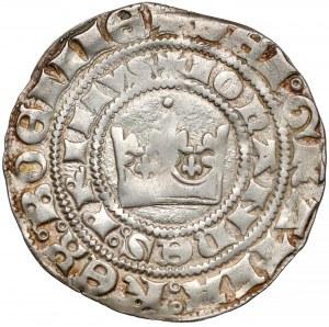 Czechy, Jan I Luksemburski (1310-1346) Grosz praski