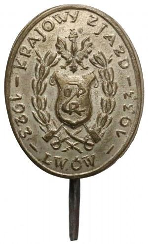 Krajowy Zjazd Oficerów Rezerwy, Lwów 1923-1933